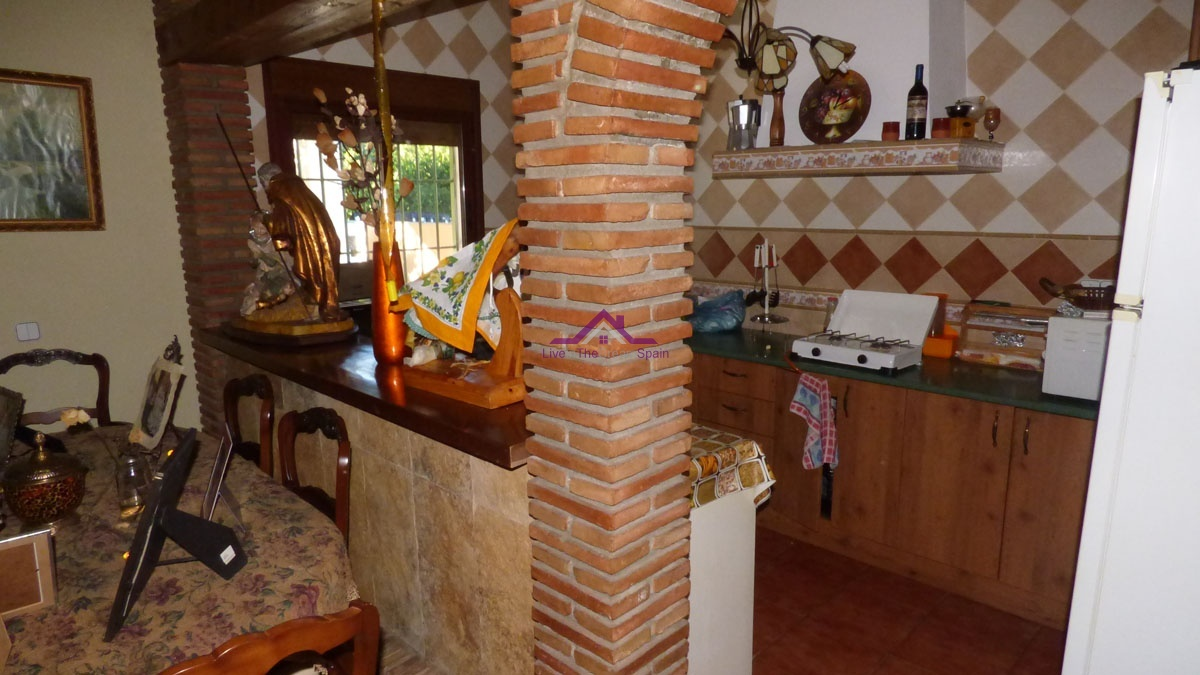 4 Bedrooms, Finca, For sale, 1 Bathrooms, Listing ID 1105, Spain,