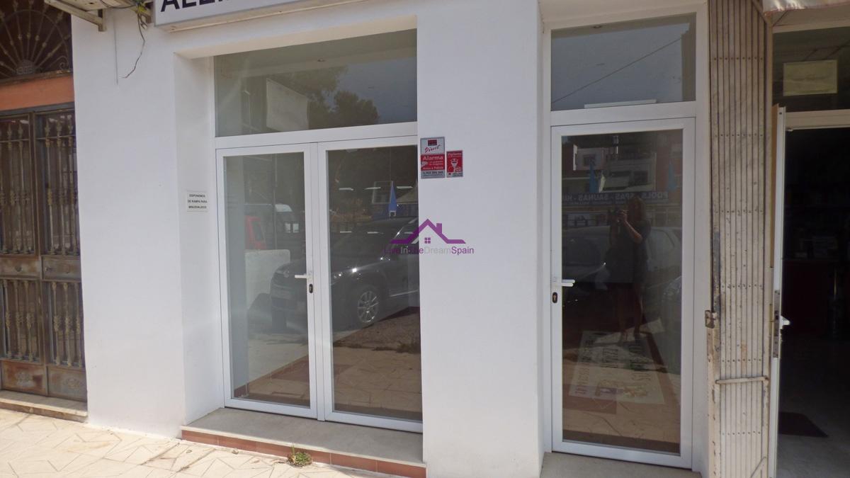 Elviria,Spain,1 BathroomBathrooms,Commercial,1136