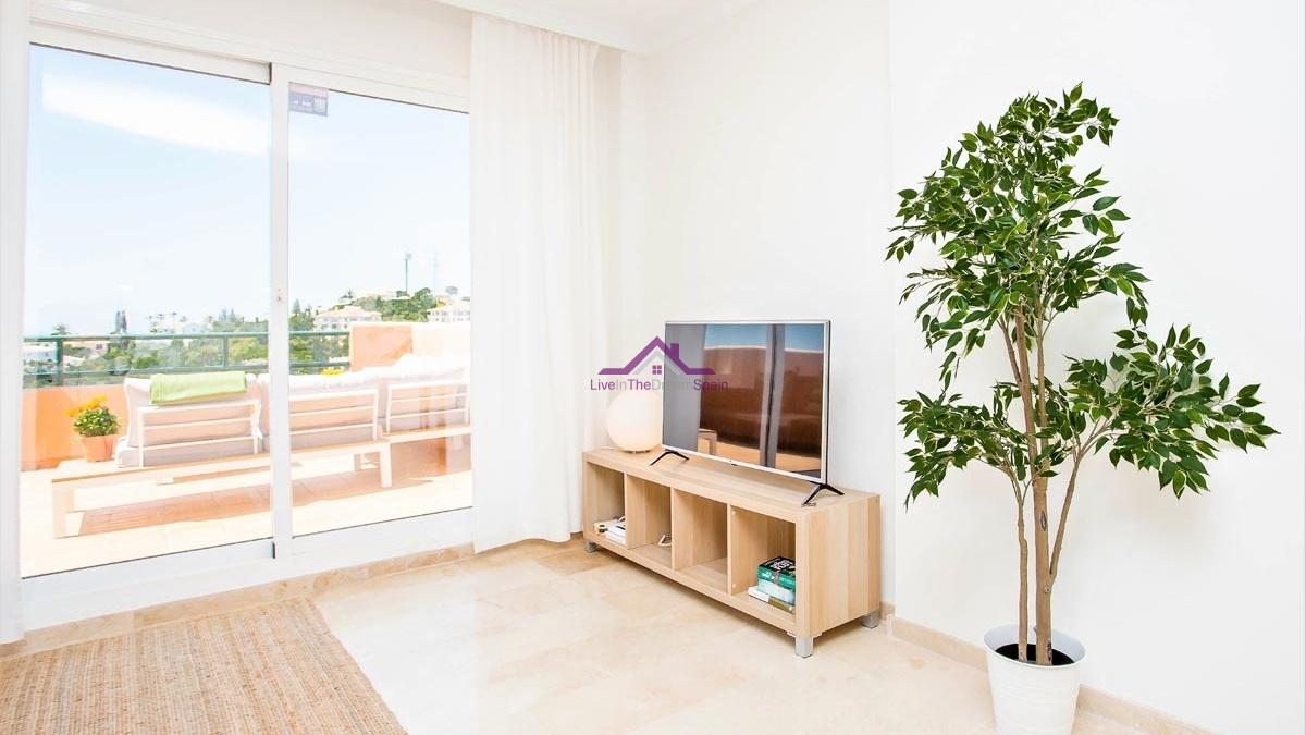 Lila 27,Elviria,Spain,2 BathroomsBathrooms,Penthouse,Lila 27,1175