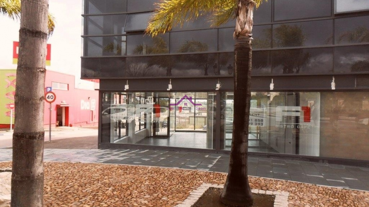 Commercial, For Rent, Listing ID 1019, San Pedro, Costa Del Sol, Spain,